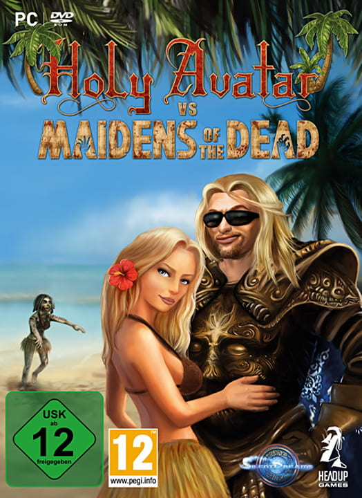 Holy Avatar vs. Maidens of the Dead (2012) PC