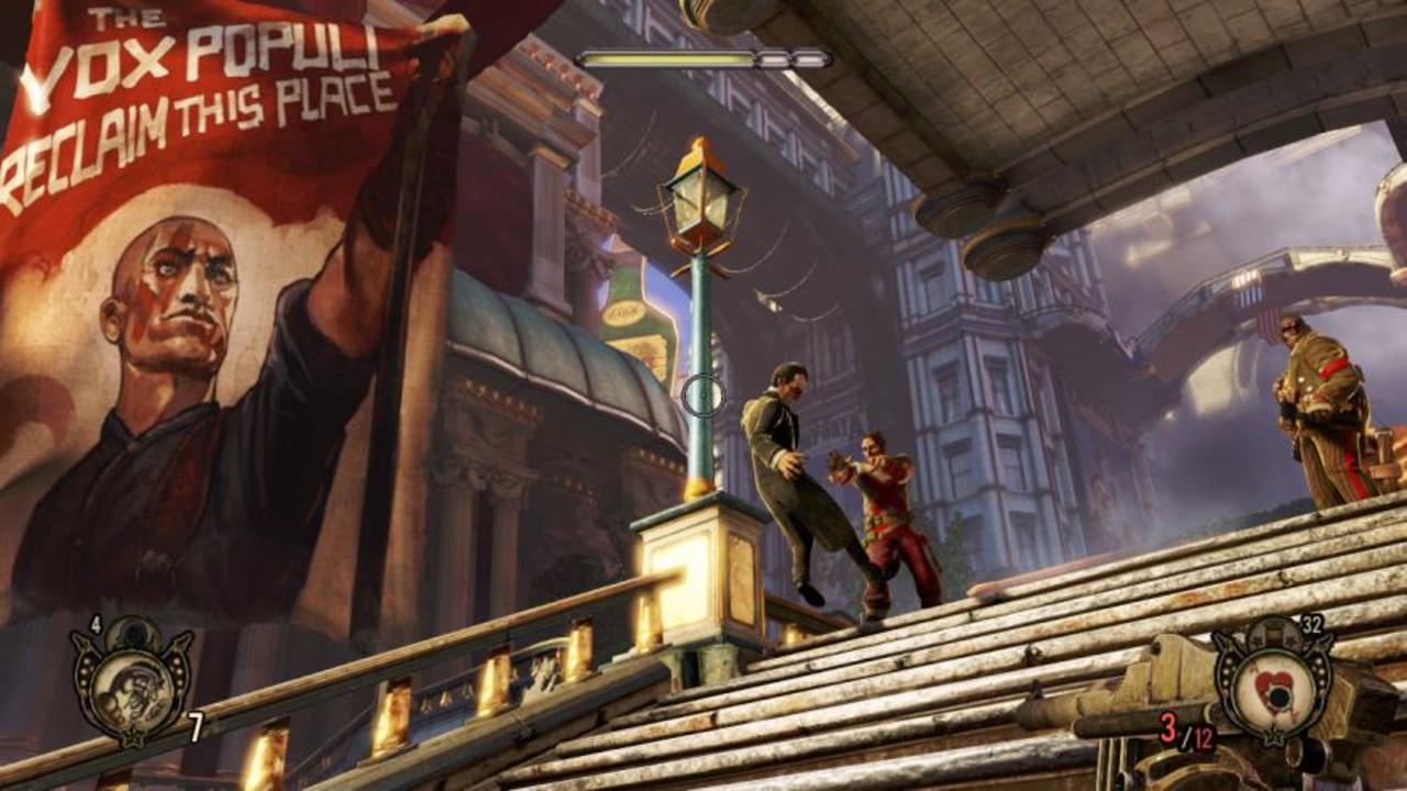 Скриншот BioShock Infinite [v 1.1.25.5165 + DLC] (2013) PC