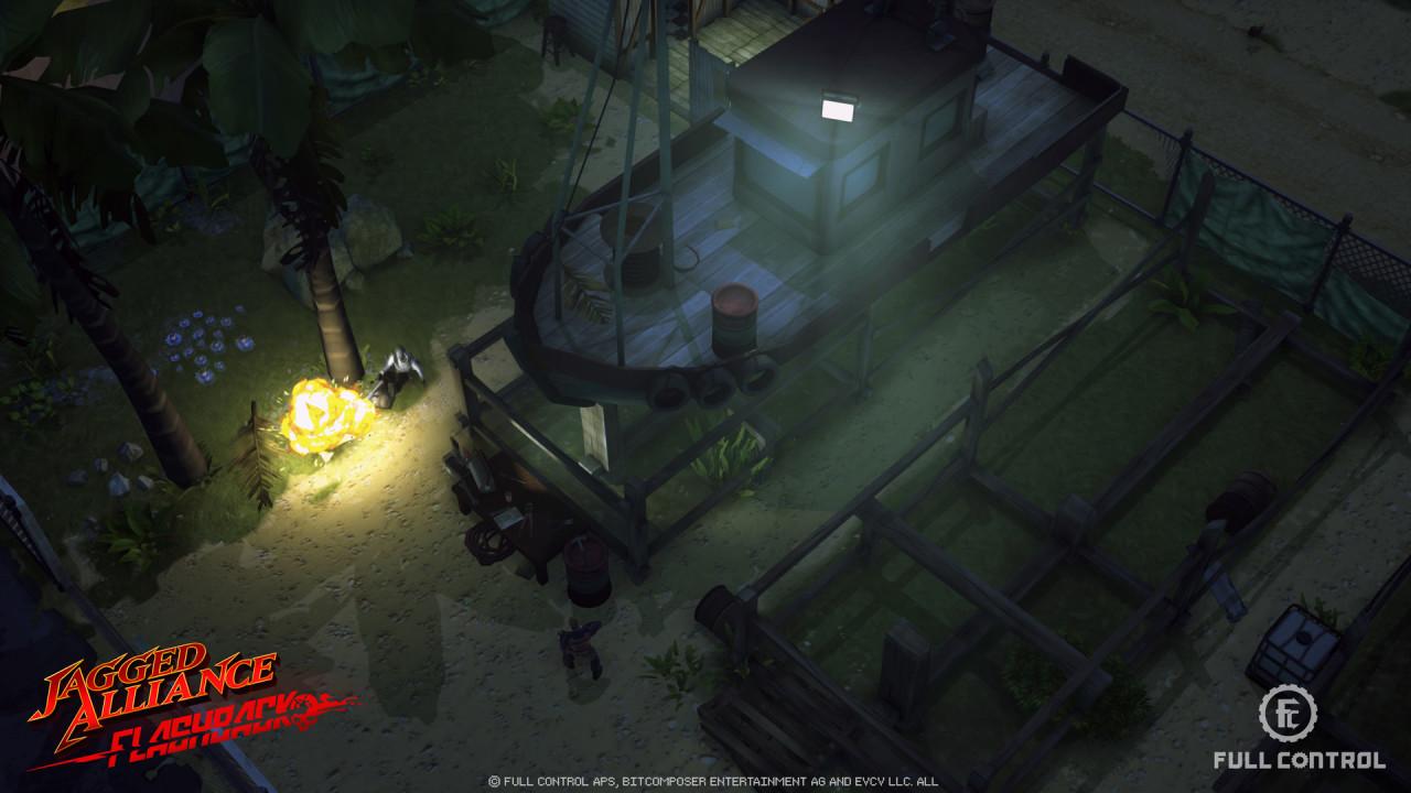 Скриншот Jagged Alliance: Flashback (2014) PC | RePack от R.G. Механики