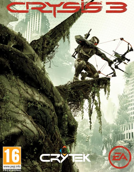 Crysis 3 (2013) PC | RiP от R.G. Механики