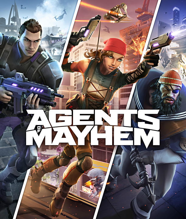 Agents of Mayhem (2017) PC | RePack от Other s