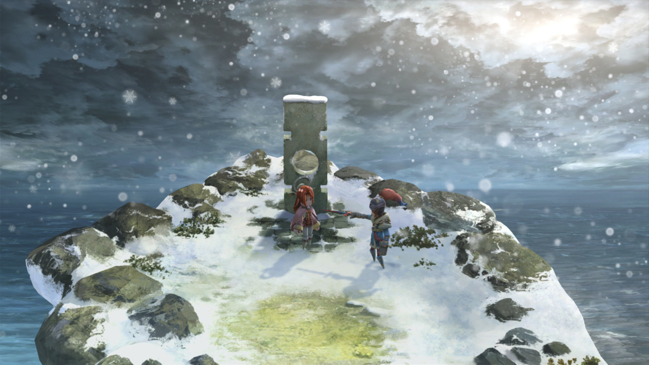 Скриншот I am Setsuna (2016) PC | RePack от R.G. Механики