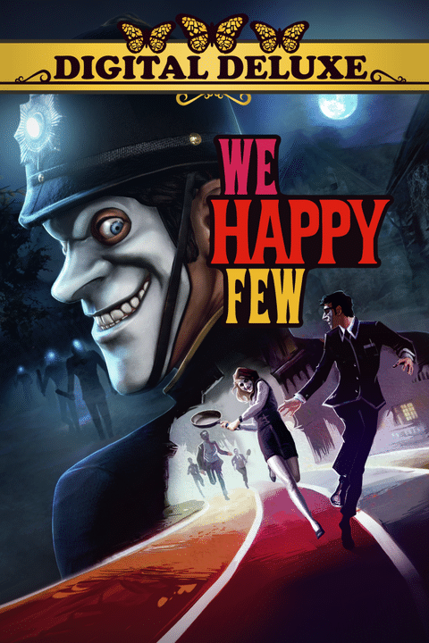We Happy Few (2018) PC