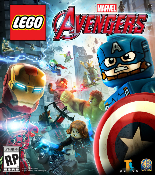 LEGO: Marvel Мстители / LEGO: Marvel's Avengers (2016) PC