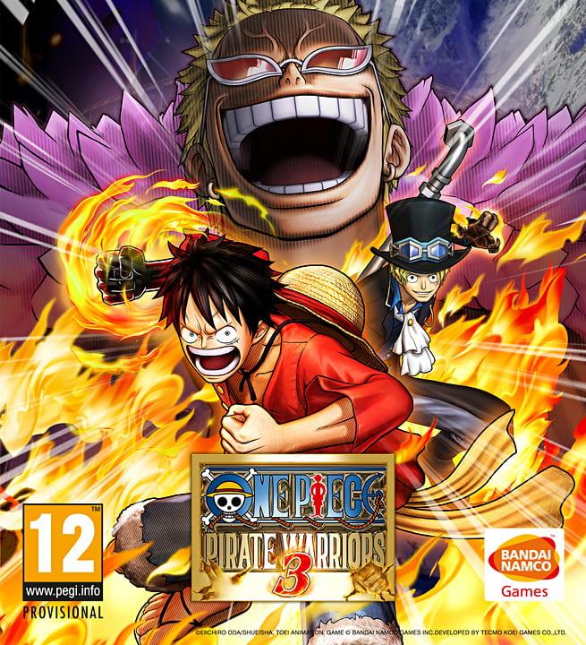 One Piece: Pirate Warriors 3 (2015) PC
