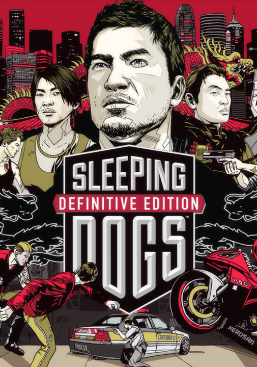 Sleeping Dogs: Definitive Edition [Update 1] (2014) PC | RePack от R.G. Механики