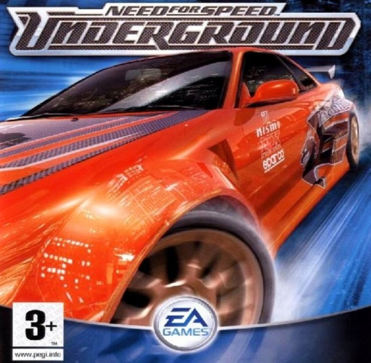 Need for Speed: Underground - Dilogy (2003-2004) PC | RePack от R.G. Механики