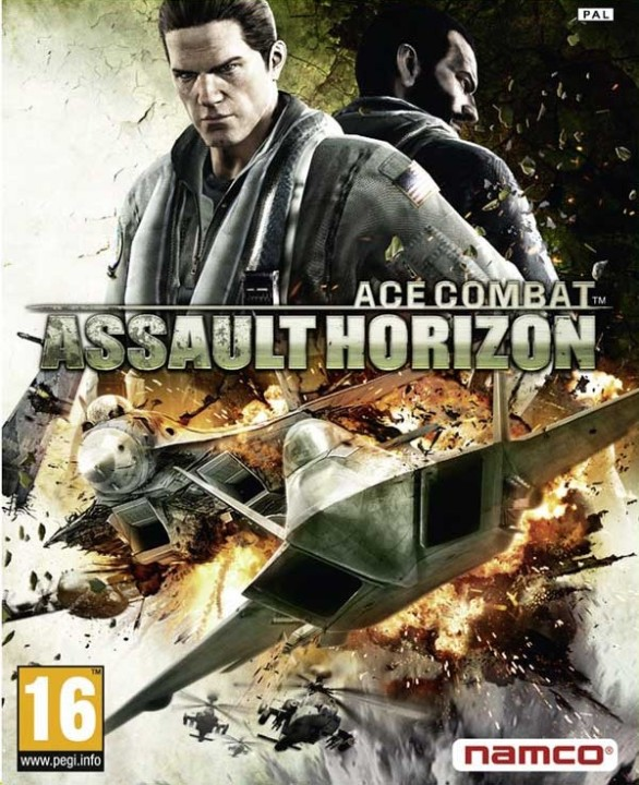 Ace Combat: Assault Horizon [1.0.143.72] (2013) PC
