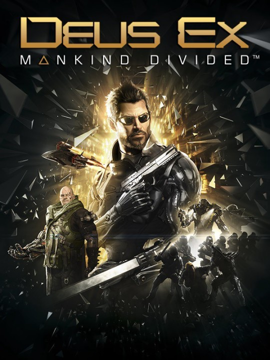 Deus Ex: Mankind Divided - Digital Deluxe Edition [v 1.16.761.0 + DLC's] (2016) PC | RePack от R.G. Механики