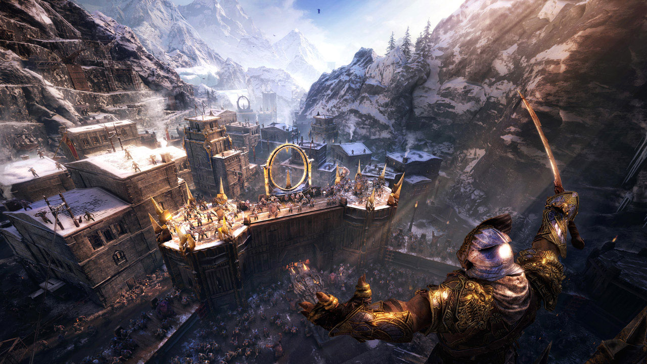 Скриншот Middle-earth: Shadow of War - Gold Edition (2017) PC