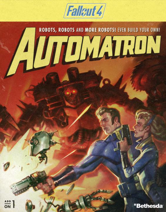 Fallout 4: Automatron (2016) PC