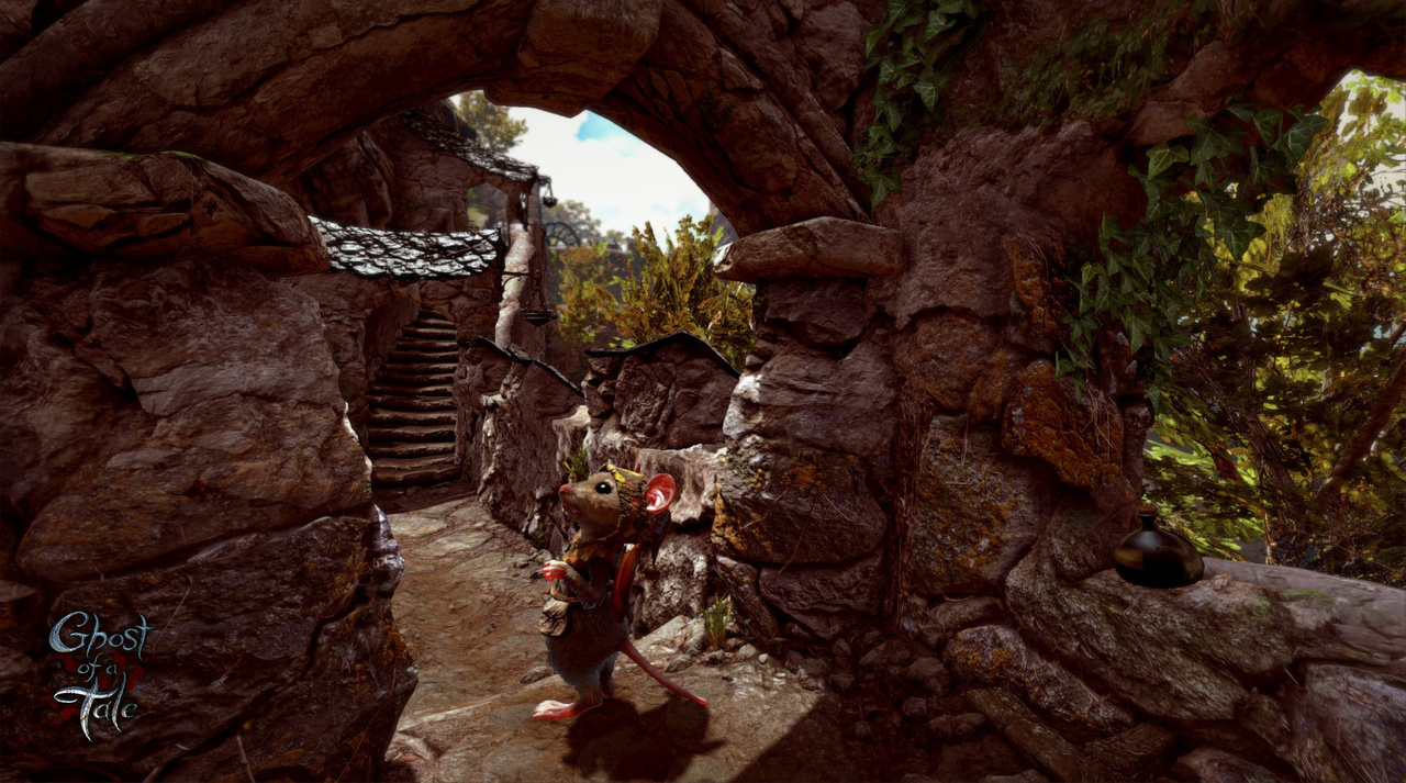 Скриншот Ghost of a Tale (2018) PC