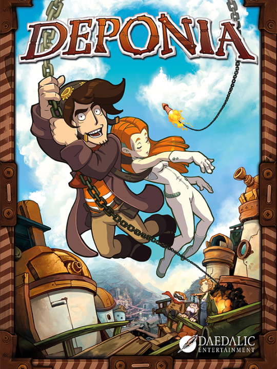 Deponia: The Complete Journey (2014) PC | RePack от R.G. Механики