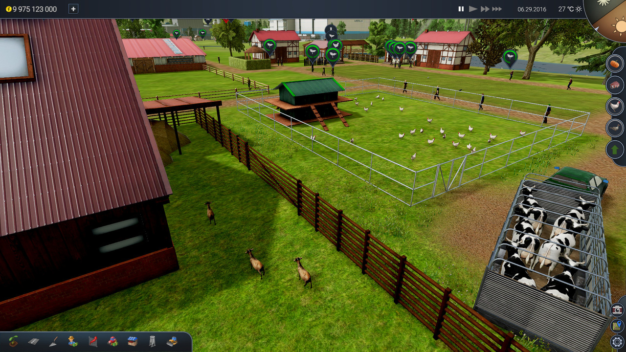 Скриншот Farm Manager 2018 (2018) PC