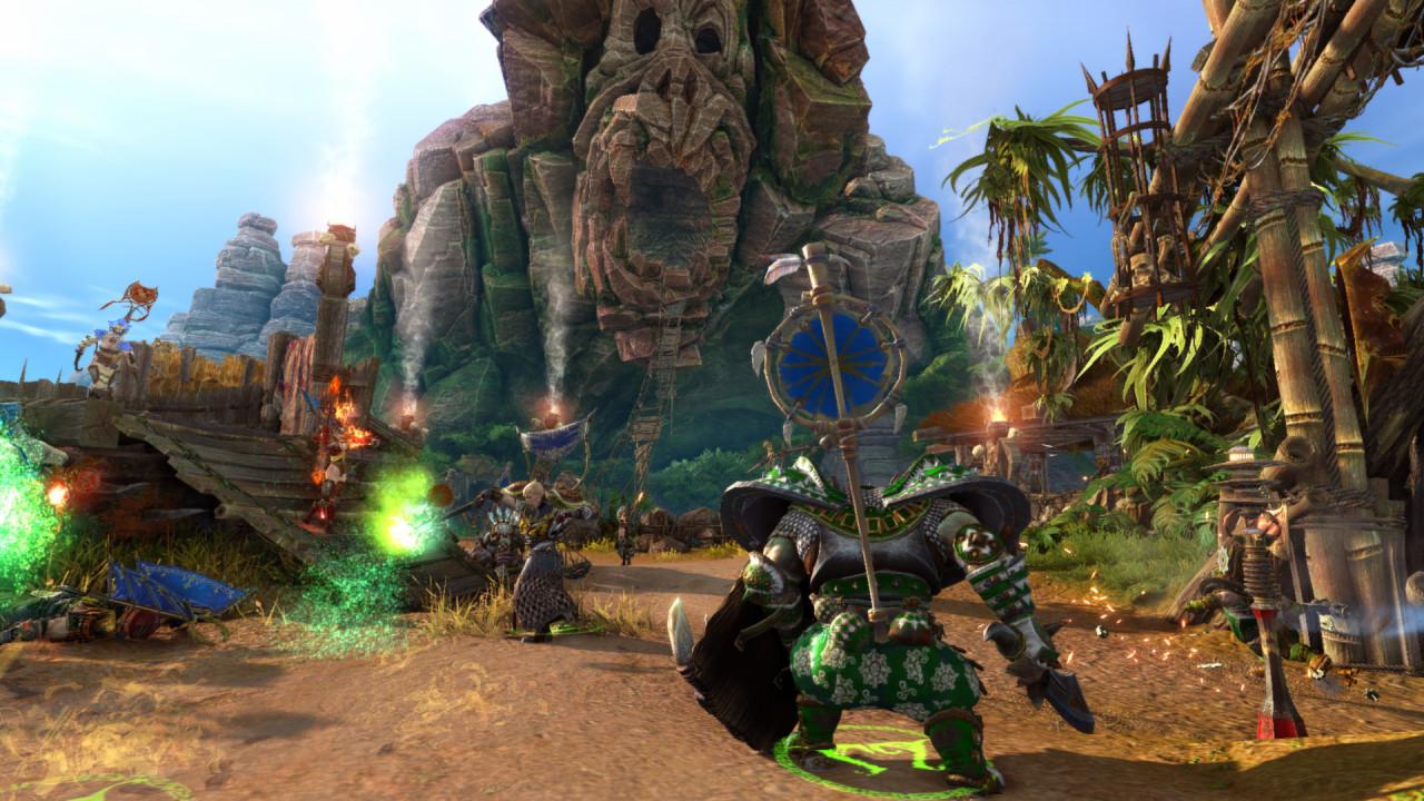 Скриншот Panzar: Forged by Chaos [44.4] (2012) РС