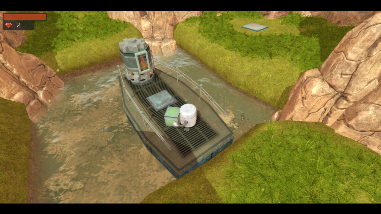Скриншот Scrap Garden (2016) PC
