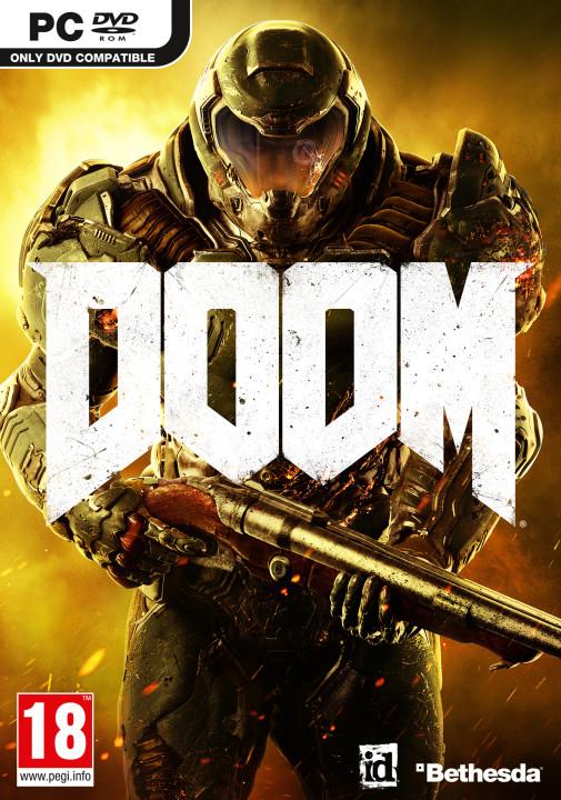 Doom (2016) PC | RiP от R.G. Механики