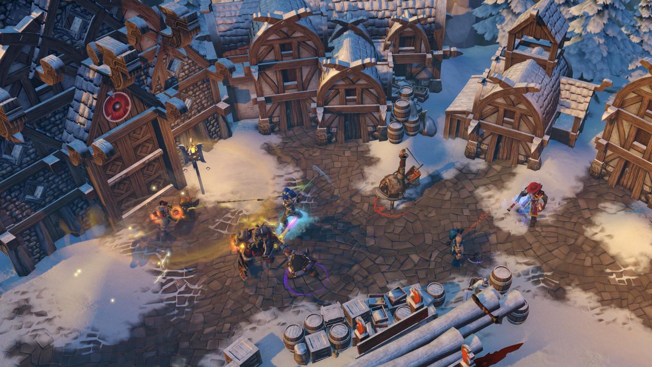 Скриншот Champions of Anteria (2016) PC