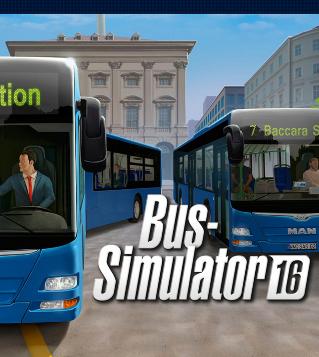 Bus Simulator 16 (2016) PC
