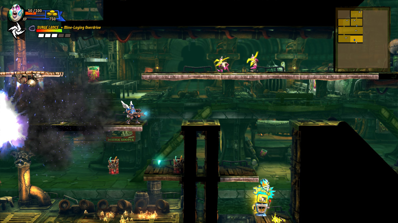Скриншот Rogue Stormers (2016) PC