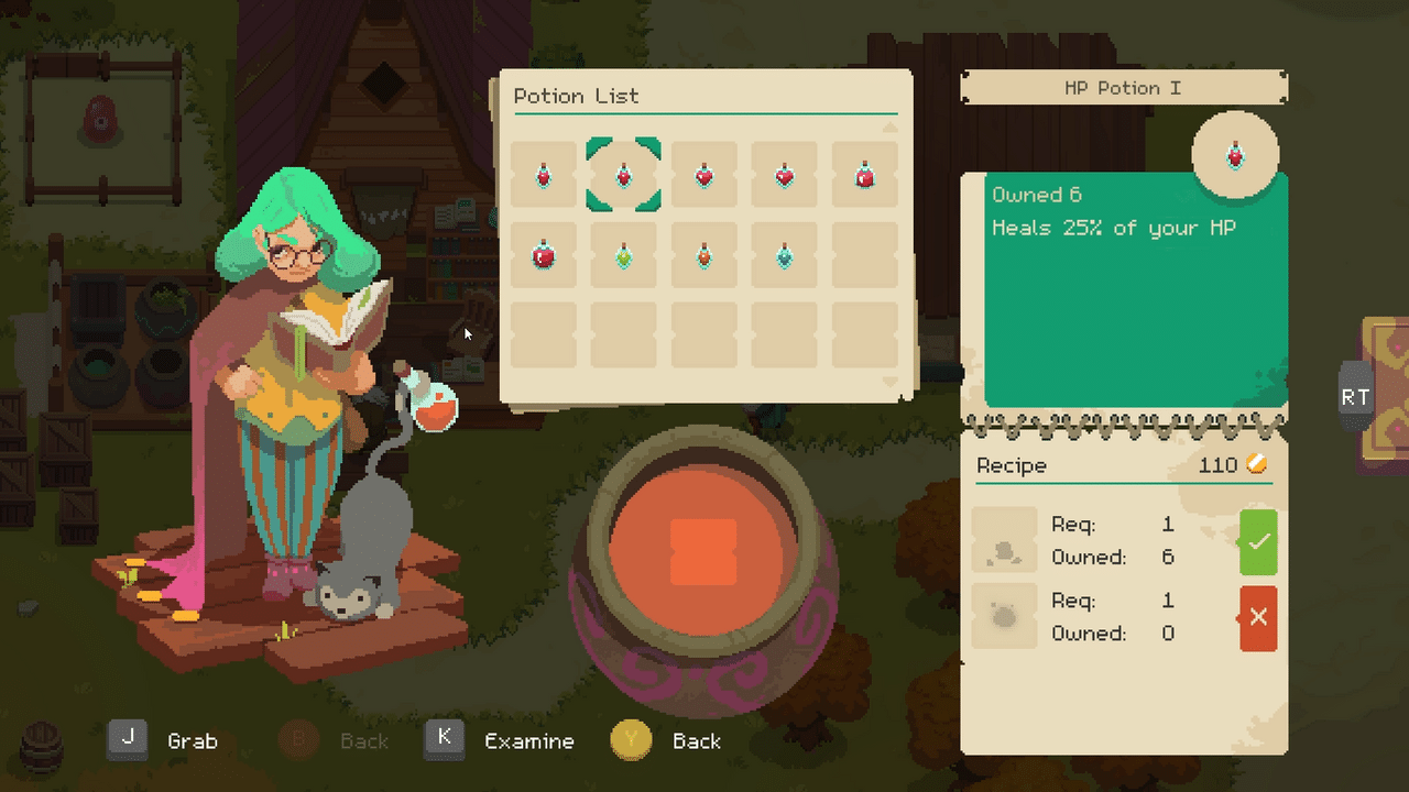 Скриншот Moonlighter (2018) PC