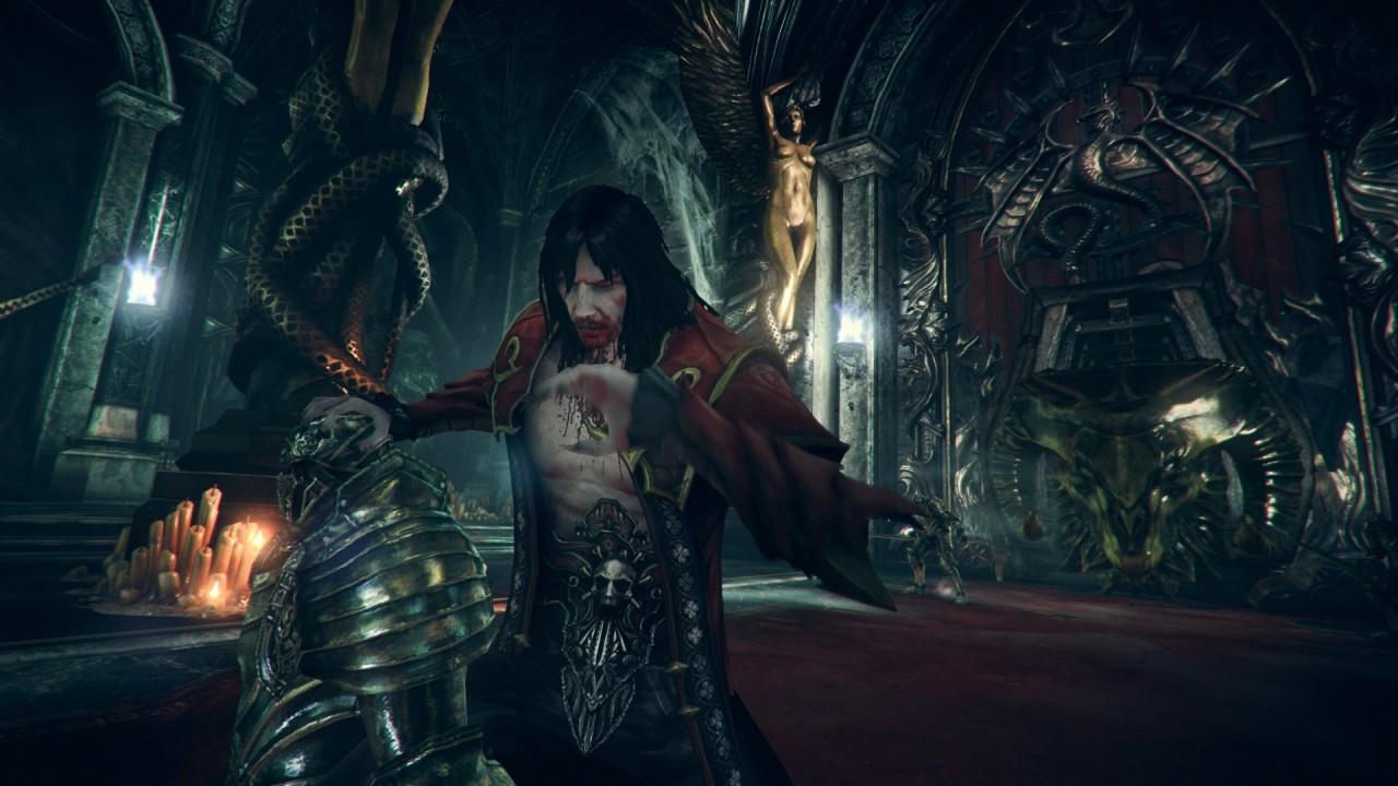 Скриншот Castlevania - Lords of Shadow 2 [v 1.0.0.1u1 + 4 DLC] (2014) PC | RePack от R.G. Механики