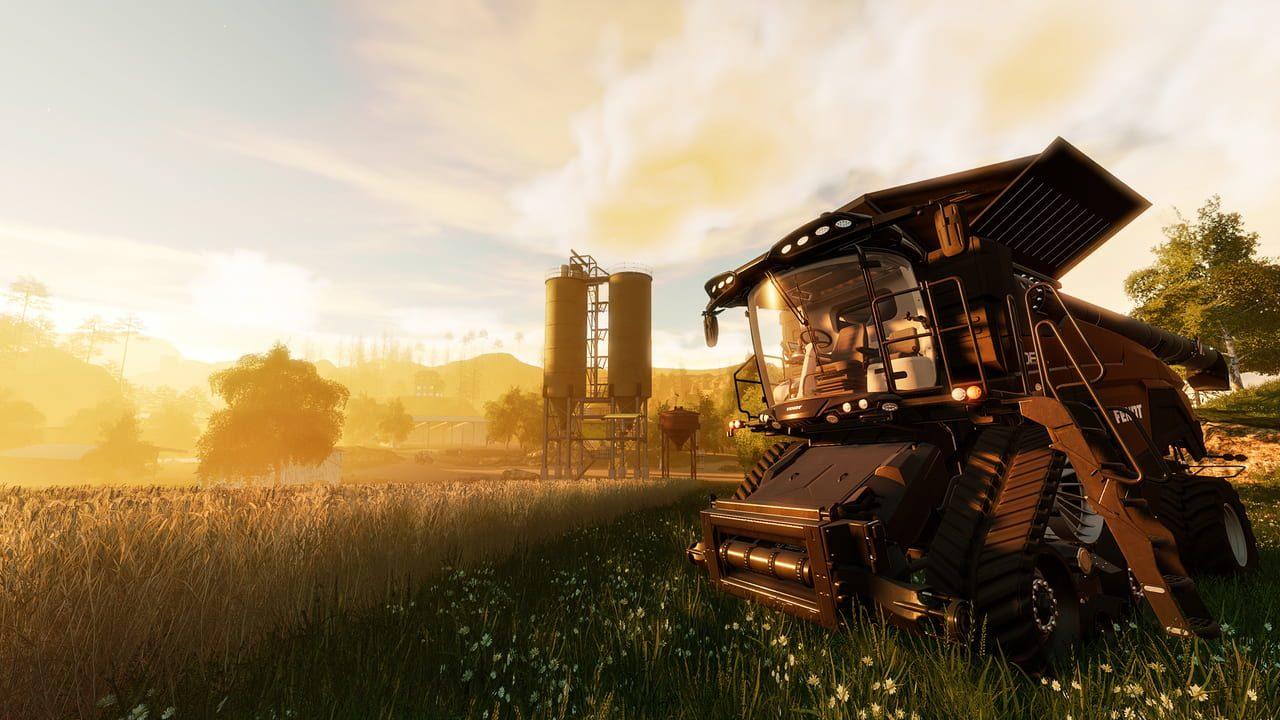Скриншот Farming Simulator 19 (2018) PС