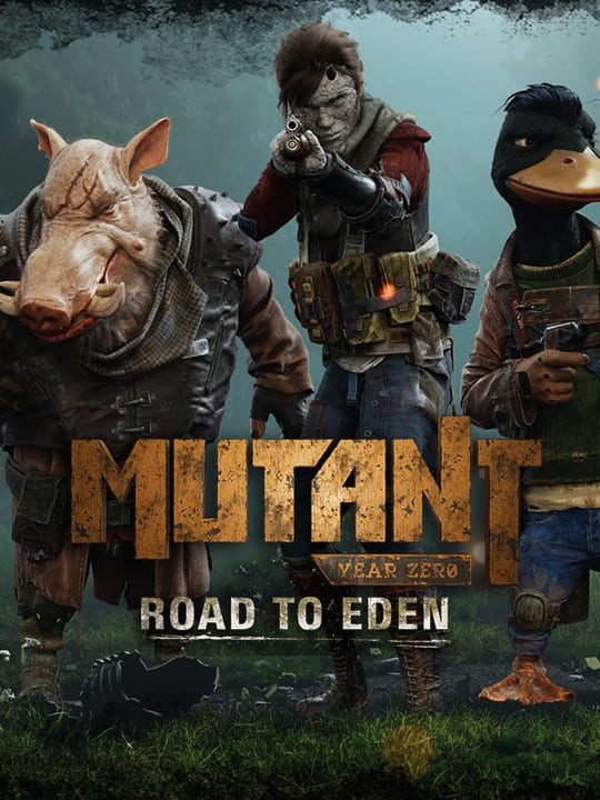Mutant Year Zero: Road to Eden (2018) PC