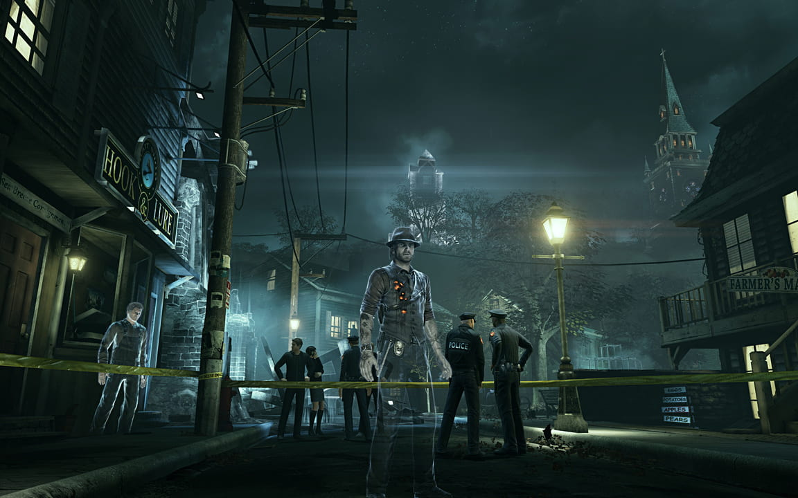 Скриншот Murdered: Soul Suspect (2014) PC