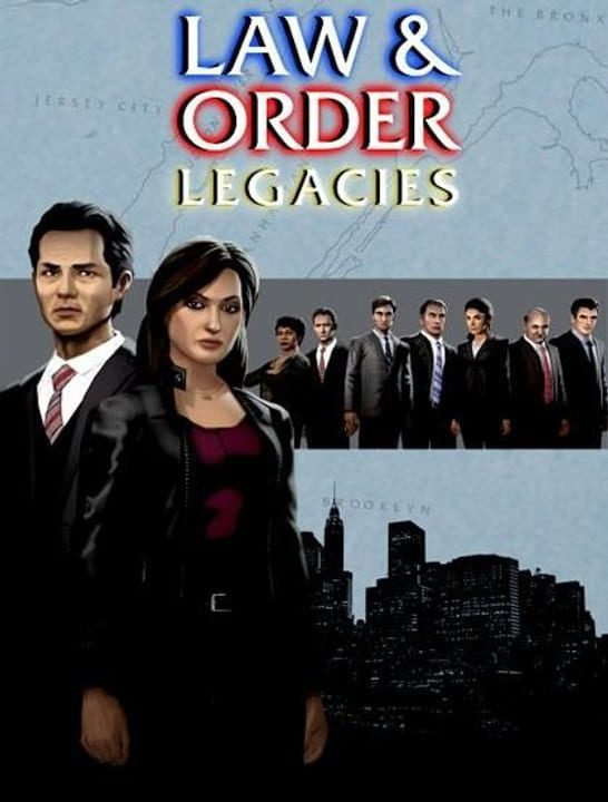 Law and Order: Legacies (2012) РС