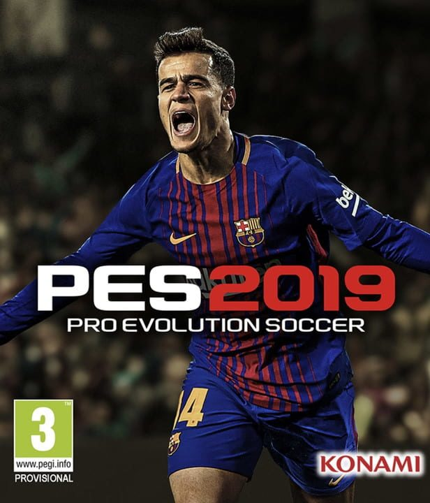 Pro Evolution Soccer 2019 (2018) PC
