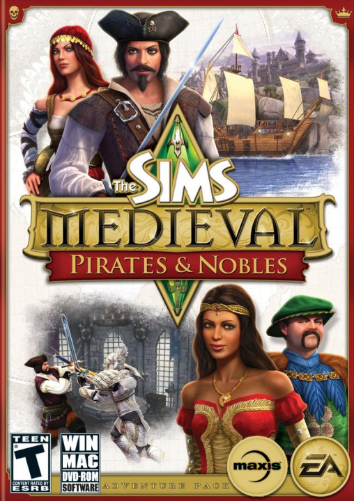 The Sims Medieval: Pirates and Nobles (2011) PC | RePack от R.G. Механики