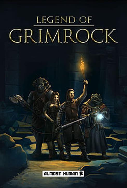 Legends of grimrock (2012) PC
