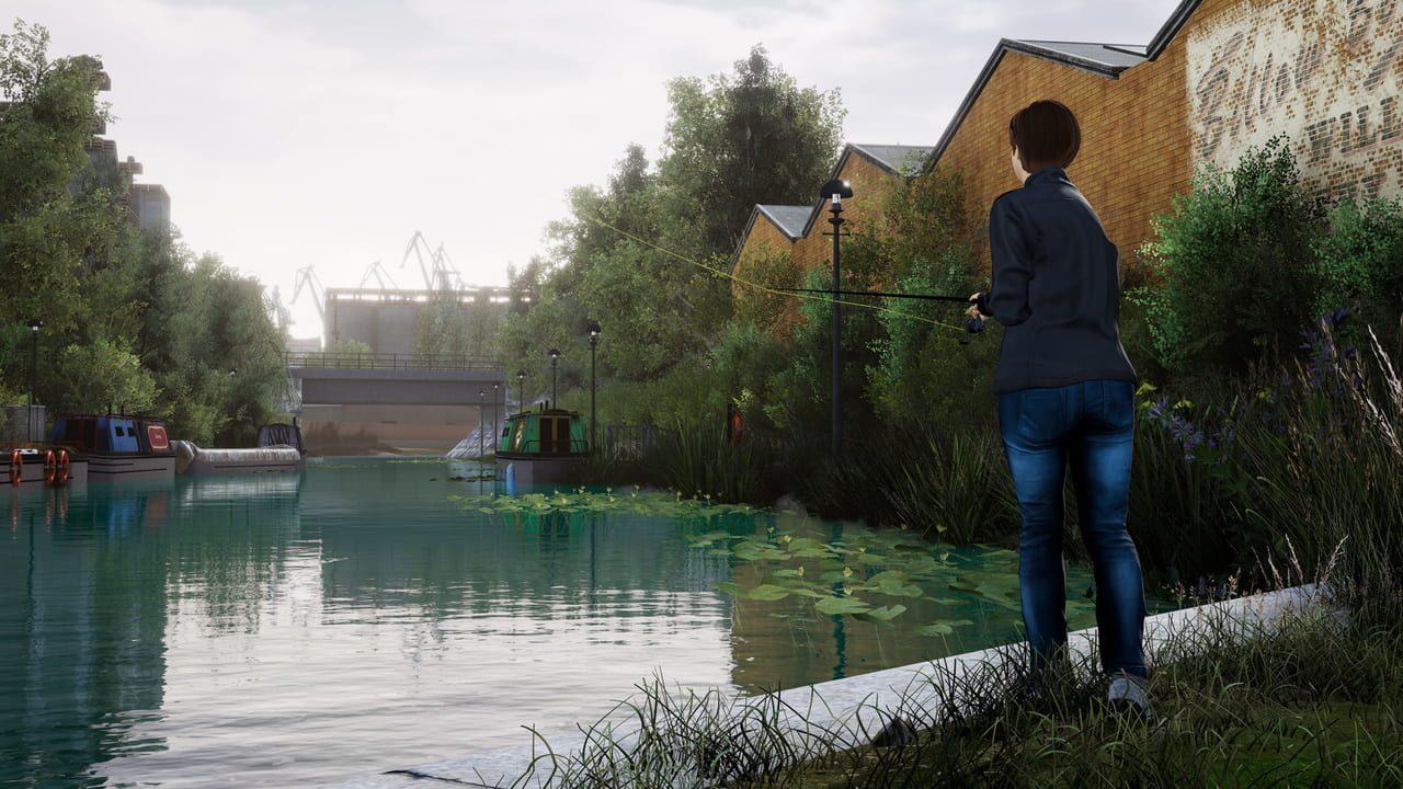 Скриншот Fishing Sim World: Deluxe Edition (2018) PC