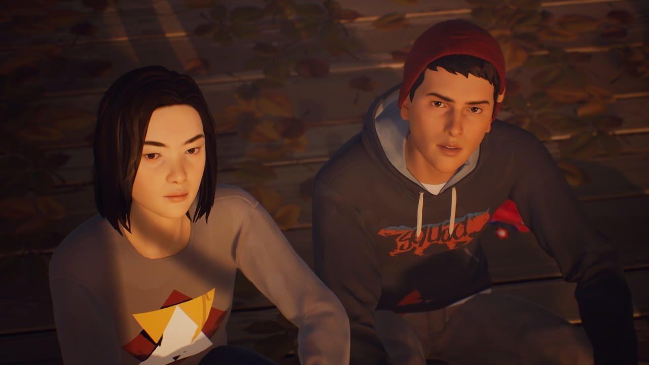 Скриншот Life is Strange 2: Episode 1 (2018) PC