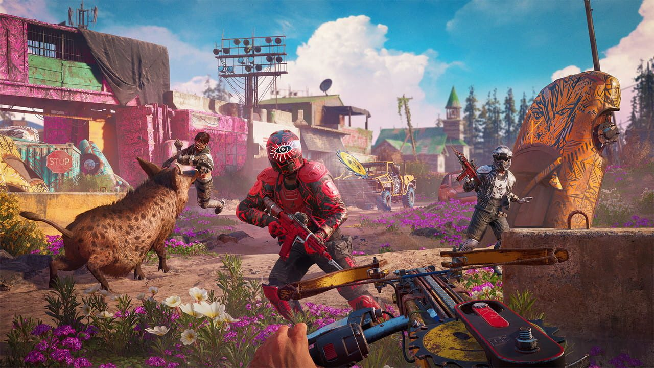 Скриншот Far Cry New Dawn - Deluxe Edition (2019) PC