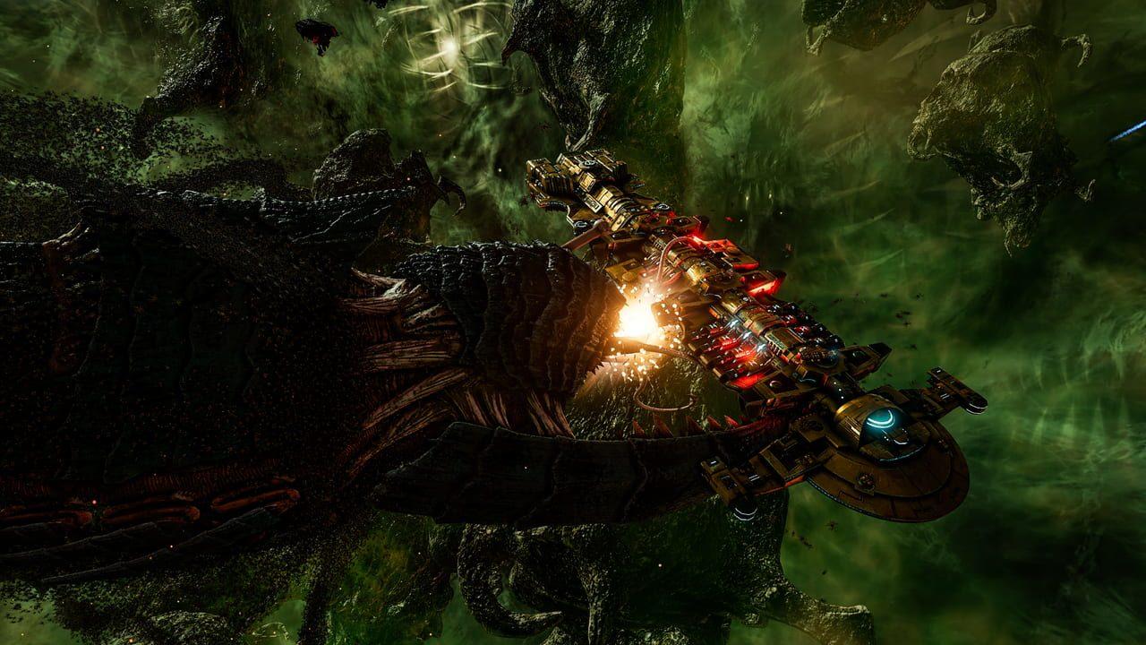 Скриншот Battlefleet Gothic: Armada 2 (2019) PC