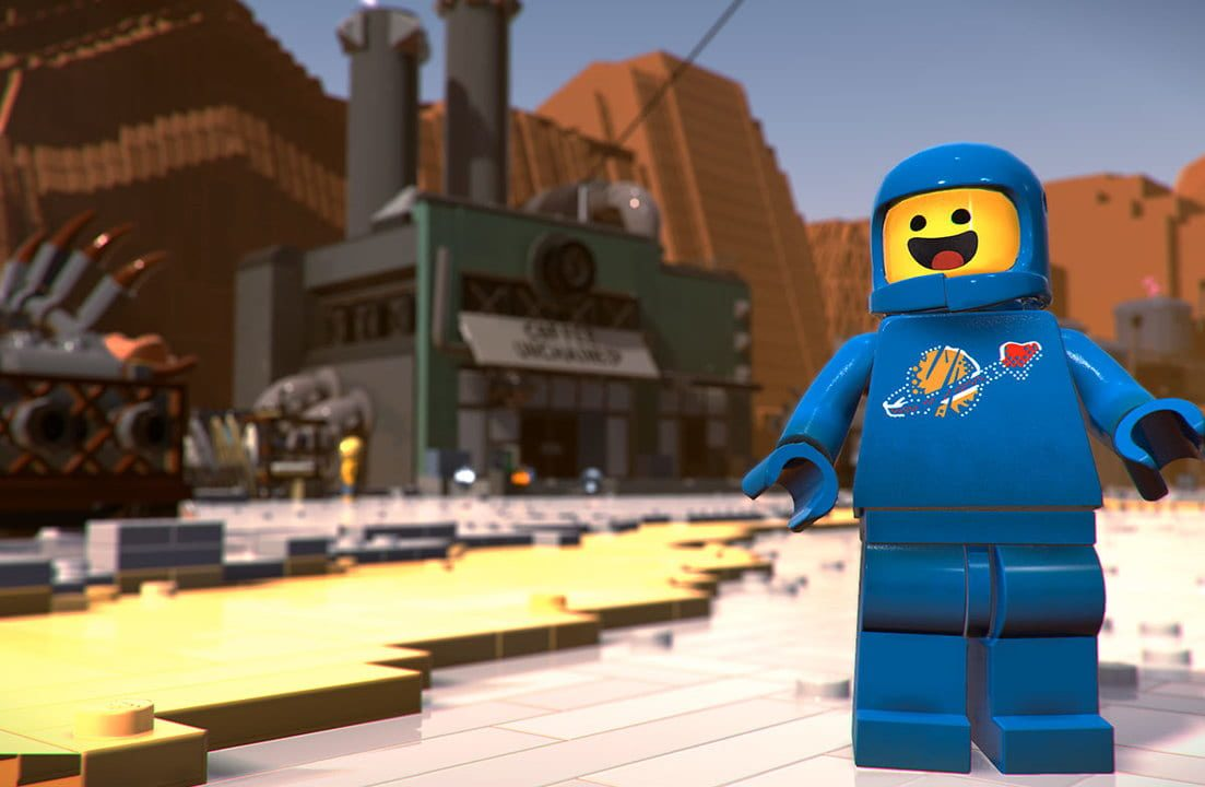 Скриншот The LEGO Movie 2 Videogame (2019) PC
