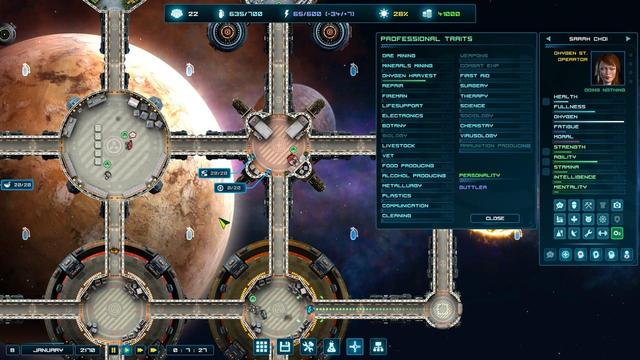 Скриншот StellarHub 2.0 (2018) PC