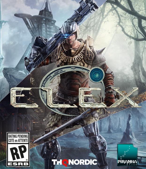 Elex (2017) PC | RePack от R.G. Механики