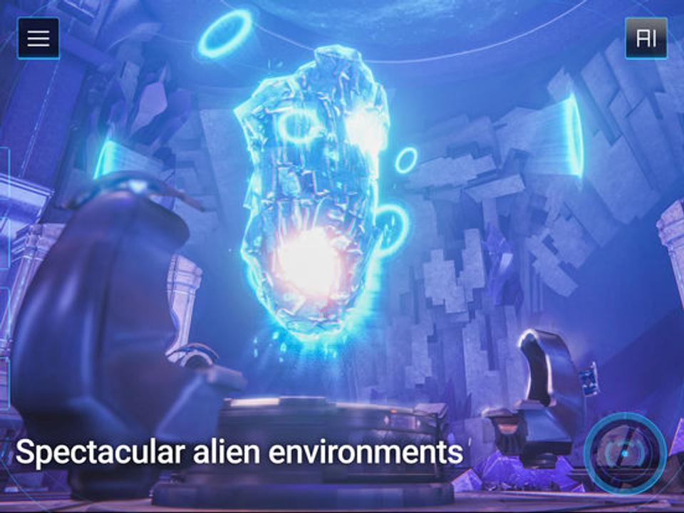 Скриншот Returner 77 (2018) PC