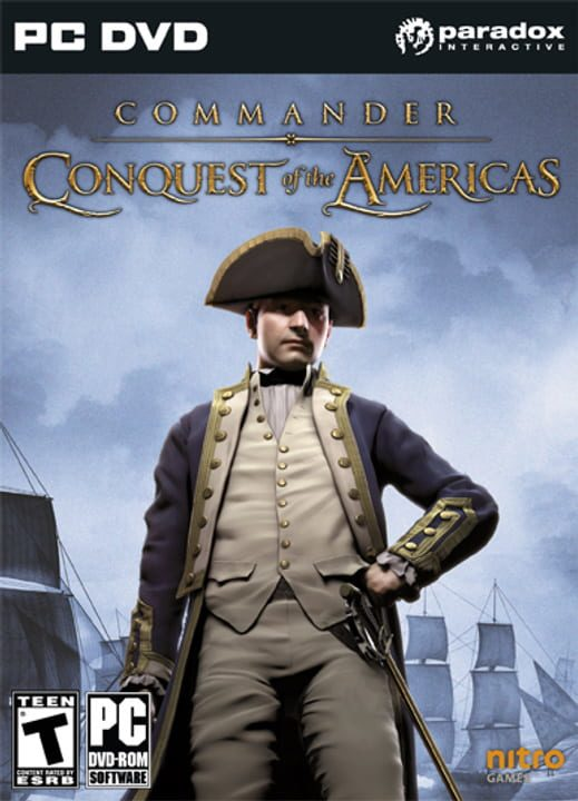 Commander: Conquest of the Americas (2010) РС