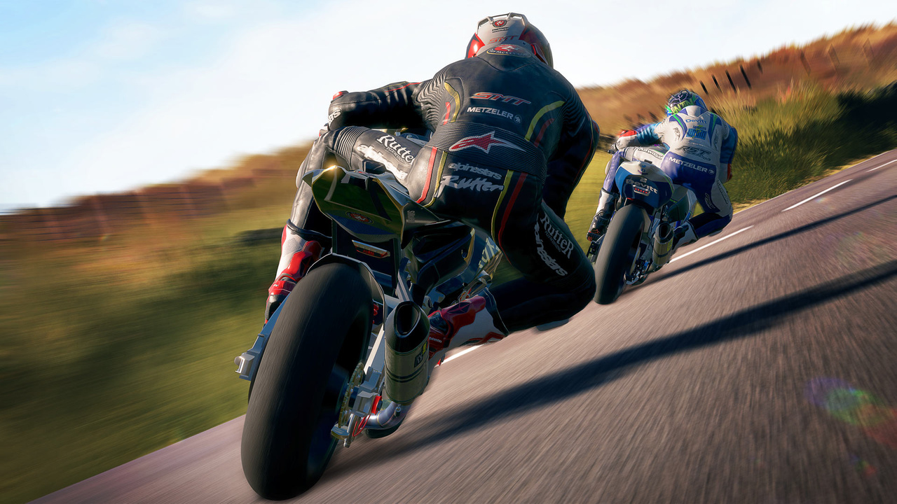 Скриншот TT Isle of Man (2018) PC