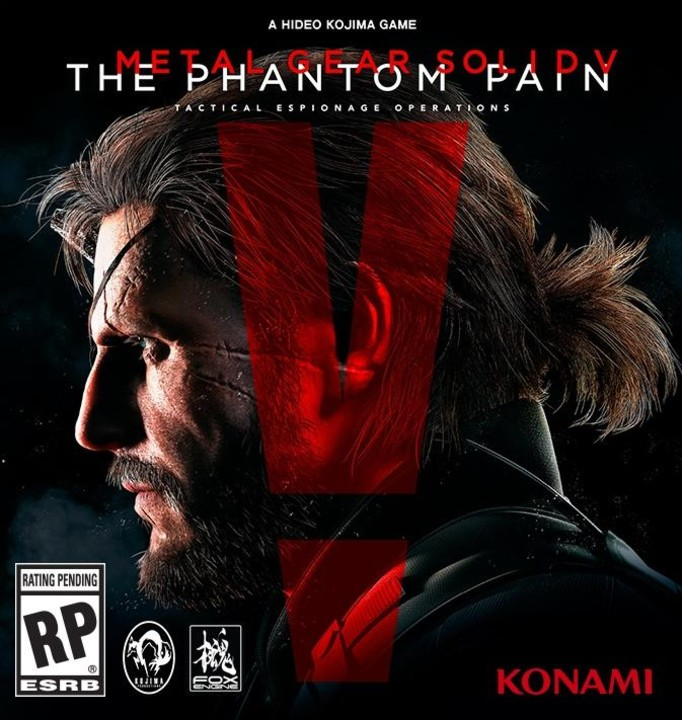 Metal Gear Solid V: The Phantom Pain [v 1.0.7.1] (2015) PC | RePack от R.G. Механики