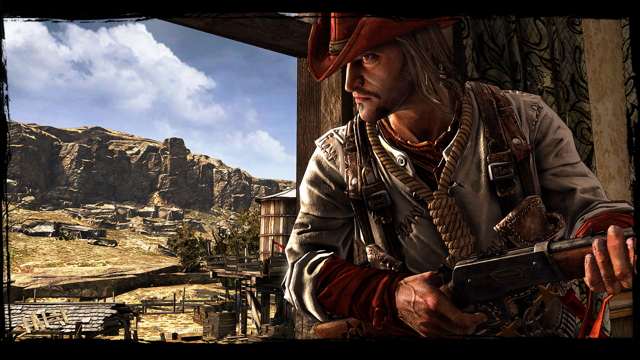Скриншот Call of Juarez: Gunslinger [v 1.0.5] (2013) PC | RePack от R.G. Механики