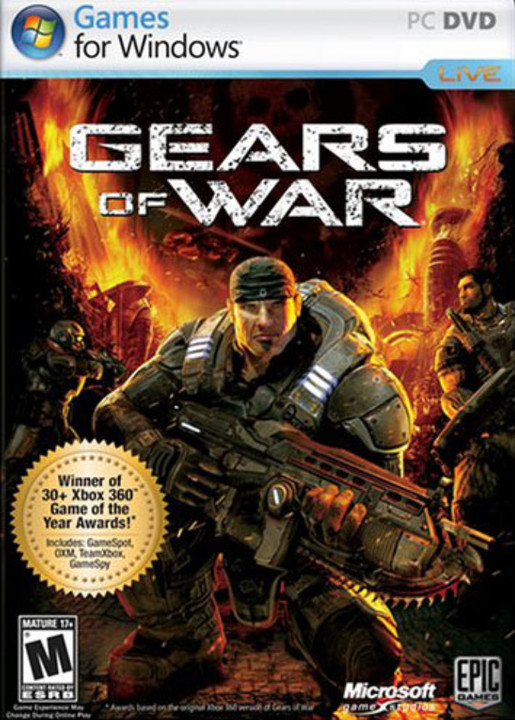 Gears of War (2007) PC | RePack от R.G. Механики