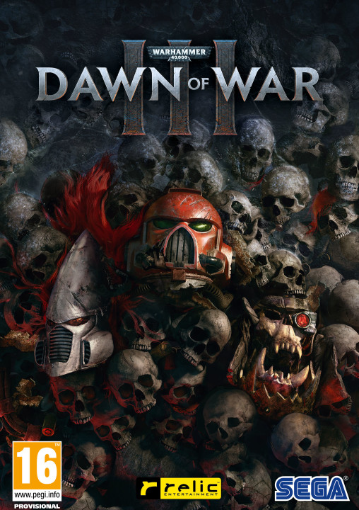 Warhammer 40,000: Dawn of War III (2017) PC | RePack от R.G. Механики
