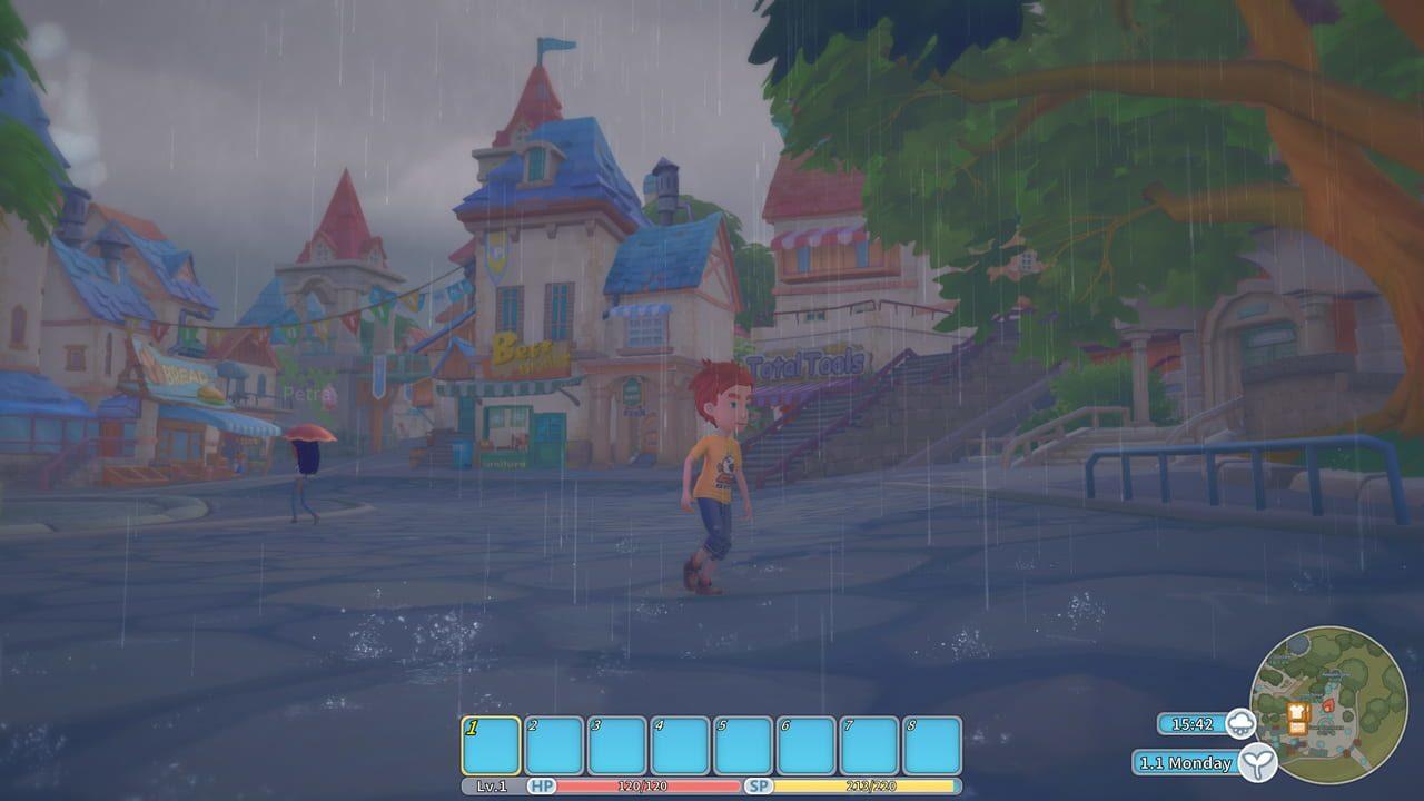 Скриншот My Time at Portia (2019) PC