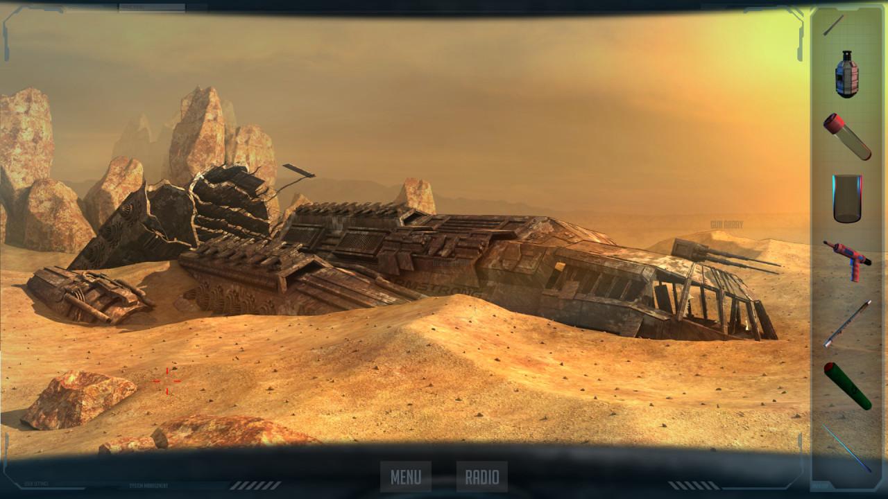 Скриншот Morningstar: Descent to Deadrock (2015) PC | RePack от Let'sPlay
