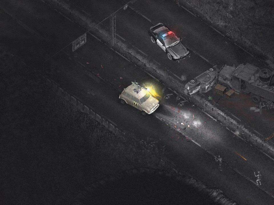 Скриншот Zombie Shooter 2 (2009) PC